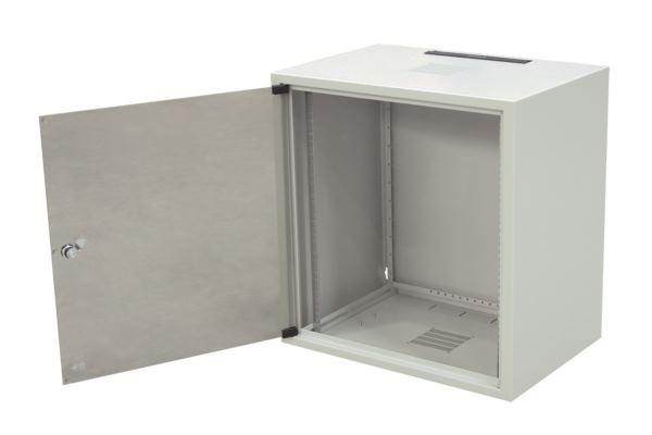 NaviaTec Wall Cabinet 600x300 12U Single Section