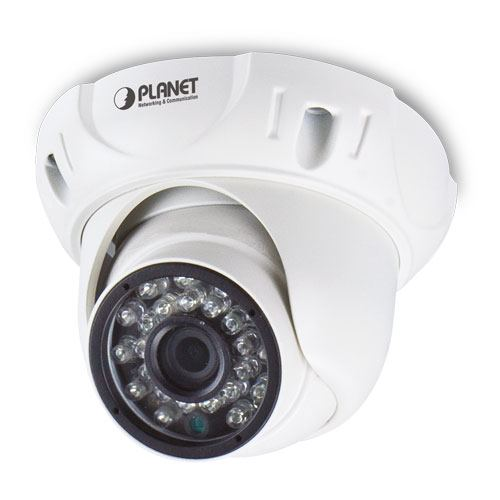 Planet 2MP 1080p IR Dome PoE IP Camera