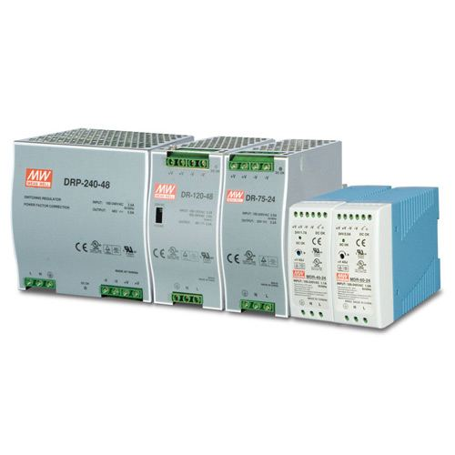 Planet Industrial Din Rail Power 24V, 60W