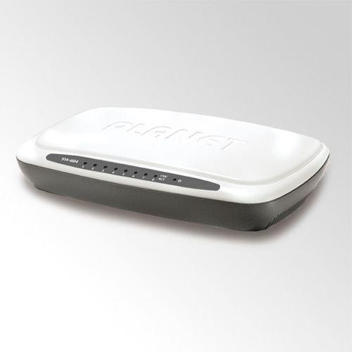 Planet 8-Port 10 100Mbps Desktop Fast Ethernet Switch