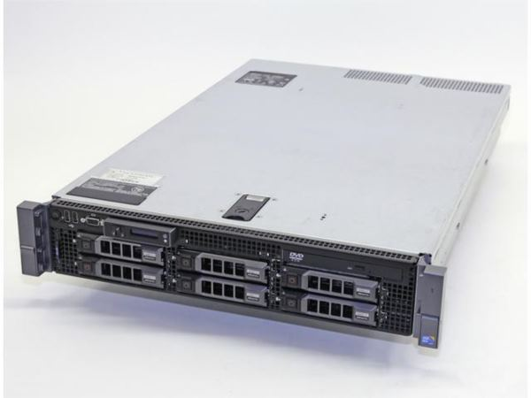 Refurbished Server Rack Dell PE R710 2xE5640 8GB 6x3.5