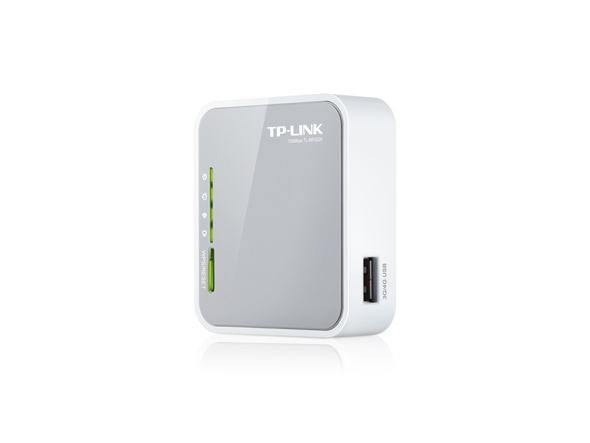 TP-Link Portable 3G 4G Wireless N Router
