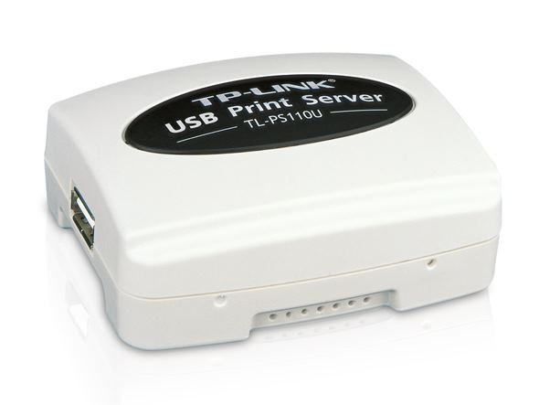 TP-Link Single USB2.0 Port Fast Ethernet Print Server