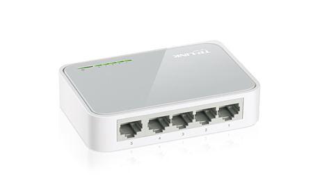 TP-Link 5-Port 10 100Mbps Desktop Switch