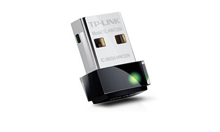TP-Link 2,4GHz WiFi Mini USB adapter 150Mbps