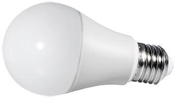 Transmedia LED Lamp E27 10W, 2700k warm white