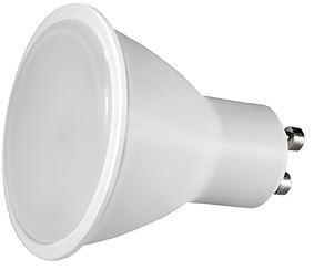 Transmedia LED Spotlight 230V, 7W GU10 socket 6000k cool white