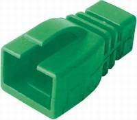 Transmedia UTP strain relief, green