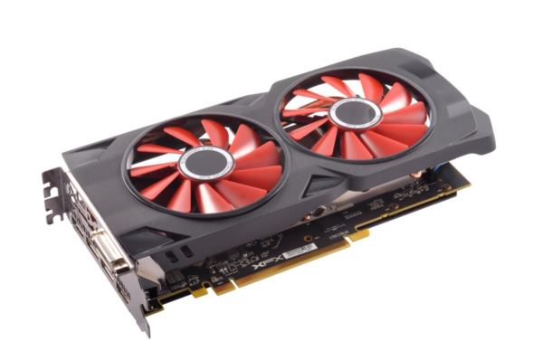 XFX RADEON RX570 4GB Black