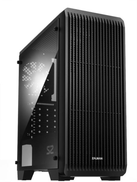 Zalman S2 Mid Tower Case
