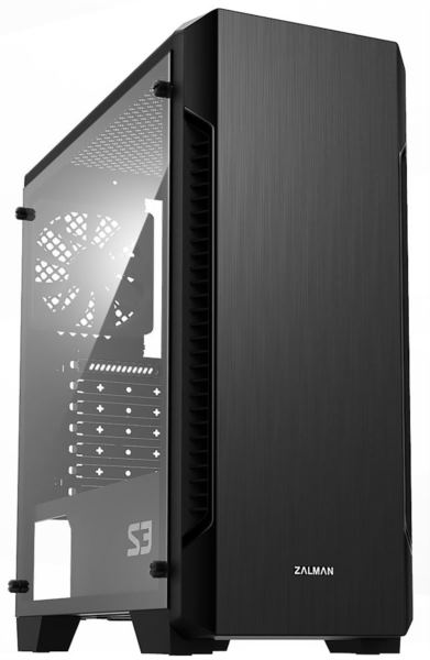 Zalman S3 Mid Tower Case