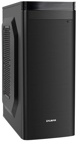Zalman T5 Mini Tower Case, black