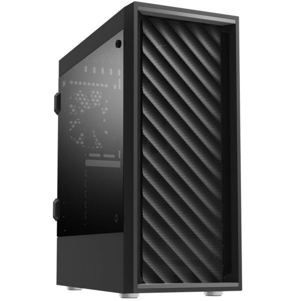 Zalman T7 ATX MidTower Case, black