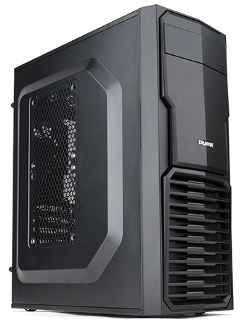 Zalman T4 Micro Tower Case, black